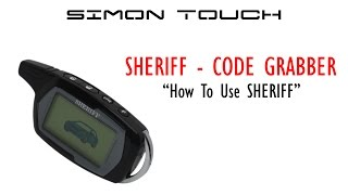 Sherif Code Grabber - How to use it!