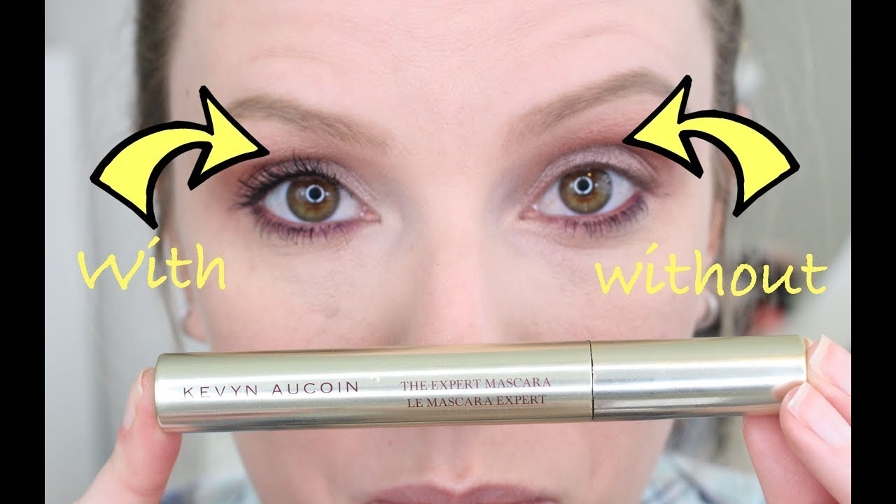 85973c7a991 Kevyn Aucoin Expert Mascara | First Impressions - YouTube