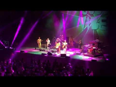 I'm Yours By Jason Mraz (8-17-18) Jacksonville Fl