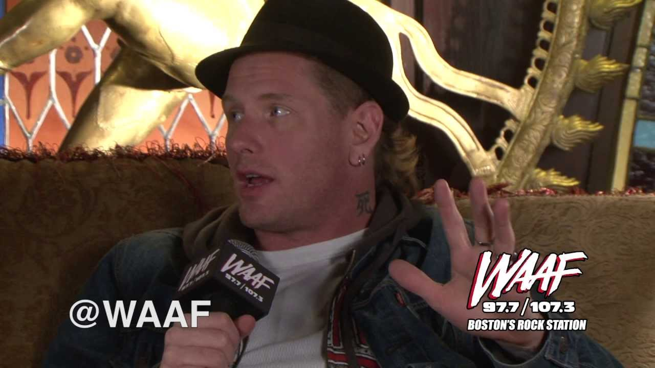 Mistress Carrie Interviews Corey Taylor Pt. 1 - YouTube