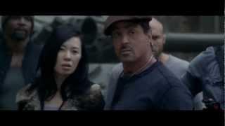The Expendables 2 Final Trailer / Неудержимые 2 Новый Трейлер