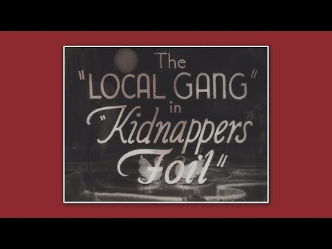 Kidnappers Foil, Chapter 3: Interviews with some of the child actors