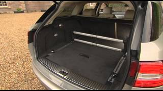 Jaguar XF Sportbrake 2013 Videos