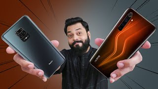 realme 6 Pro Vs Redmi Note 9 Pro Max Full Comparison ⚡⚡⚡ Camera, Display, Performance & More