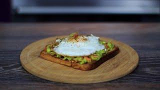 Сэндвич с АВОКАДО   Что Сделать из Авокадо   Авокадо рецепты   Open Avocado Sandwich