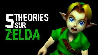 5 THEORIES SUR THE LEGEND OF ZELDA (#16)