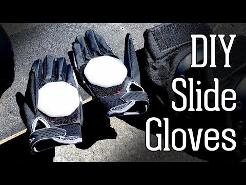 Making a Cheap Set of Slide Gloves
