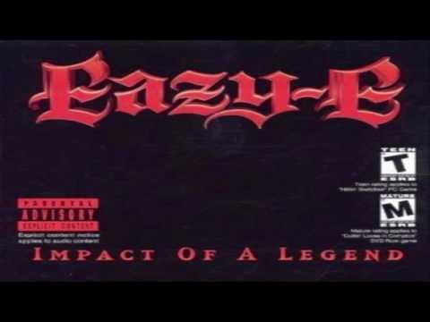 Eazy-E - Impact Of A Legend (Full Album)