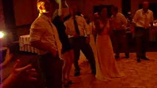 Just like the United Healthcare Dirty Dancing Commercial but this happend first at our wedding!