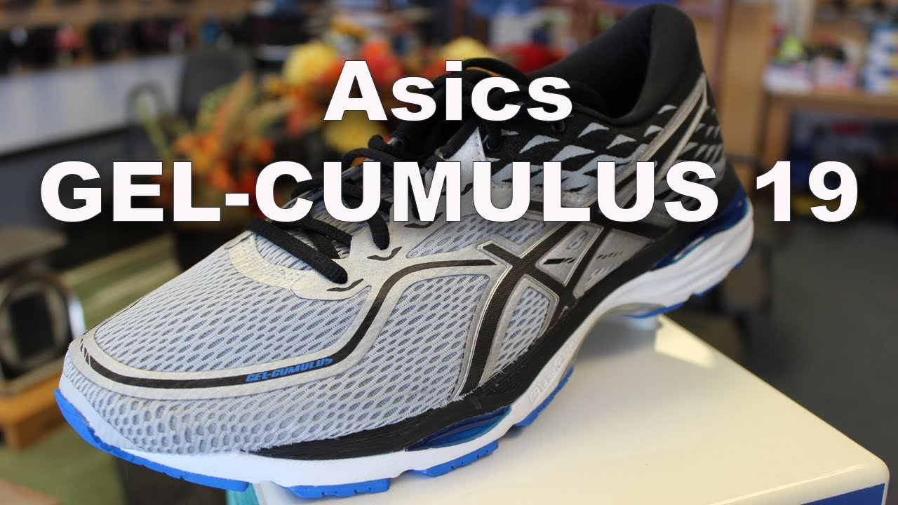 asics gel cumulus 16 damen test