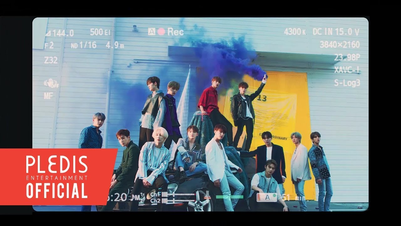 Download [M/V] SEVENTEEN(세븐틴) - HIT