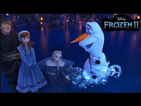 FROZEN 2 Full Movie Trailer (2019) 겨울왕국2 예고편 풀영상