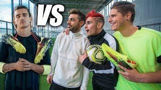 GRIEZMANN CHALLENGE VS DjMaRiiO & Cacho01 - ¿Quién Será Mejor que ÉL?