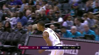 1st Quarter, One Box Video: Charlotte Hornets vs. Cleveland Cavaliers
