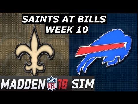 Buffalo Bills vs. New Orleans Saints injury report: Charles Clay returns from ...
