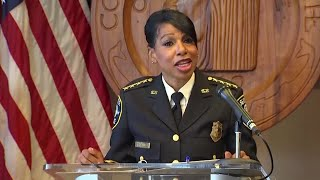 Seattle police chief resigns after cuts to police budget