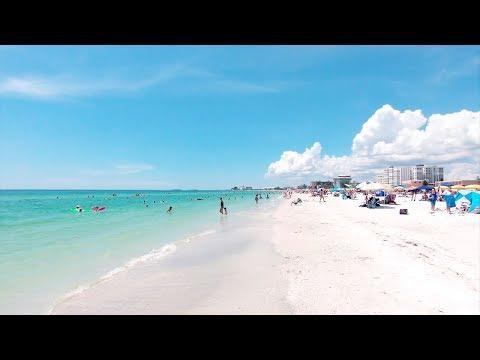 St. Pete Beach, Florida   Walking Tour