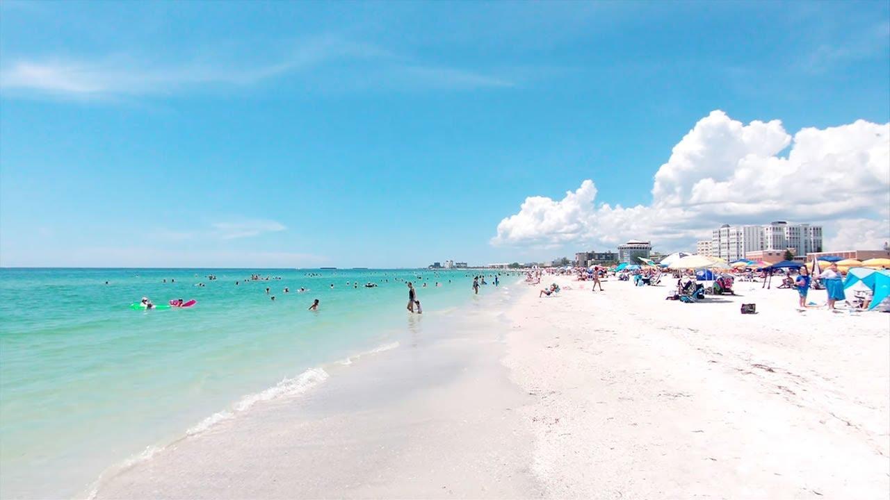 St Pete Beach Florida Walking Tour