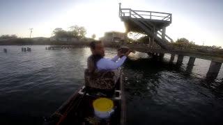 galveston flounder fishing kc kayak gopro hero 3 720p hd