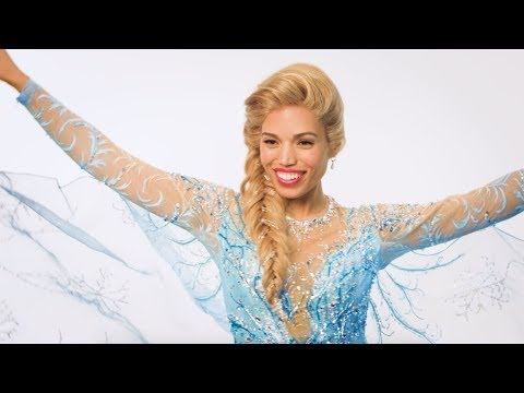New Cast First Look - FROZEN On Broadway