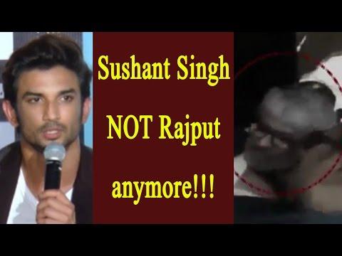 Sushant Singh drops
