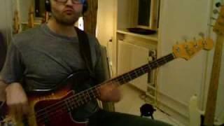 Shakey ground - The Temptations - bass playalong