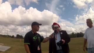 Bert Kammerer & Mr. Mayor Vandergrift - Special Thank You - 2012 Orlando Helicopter Blowout