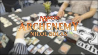 6月16日(金)発売の『Archenemy: Nicol Bolas』では、多人数フォーマッ...