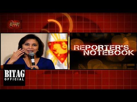 Pakikisawsaw ni VP Leni! Maka-epal lang! (GMA 7 Reporter's Notebook)