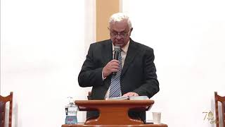 Sendo Um Cristão Autêntico Hoje (Lc 24.36-53) | Rev. Eloy H. Frossard [1IPJF]