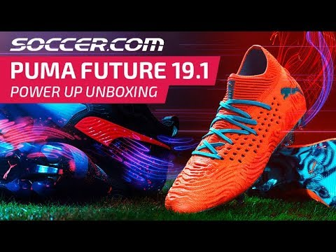 Unboxing the PUMA Future 19.1 - Power Up Pack