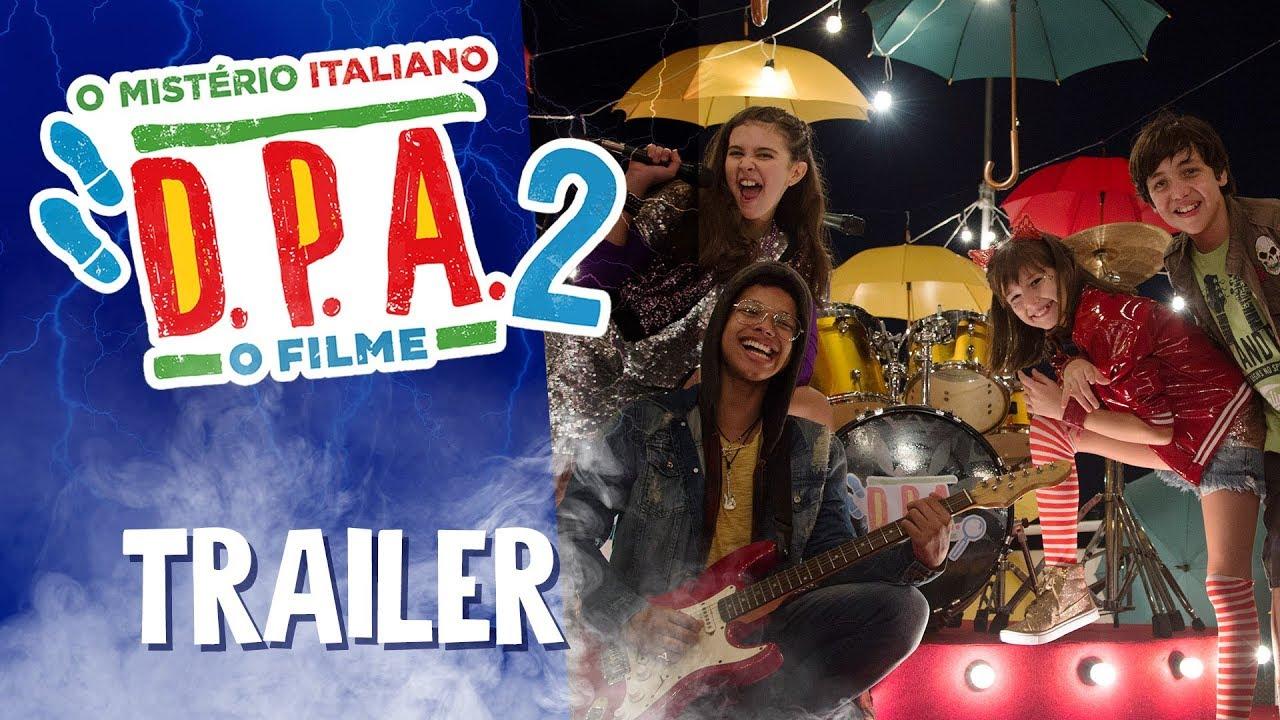 D.P.A. 2 - O MISTÉRIO ITALIANO | Detetives do Prédio Azul | Mundo Gloob