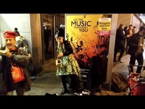 Brixton Asian Rub-A-Dub Busker