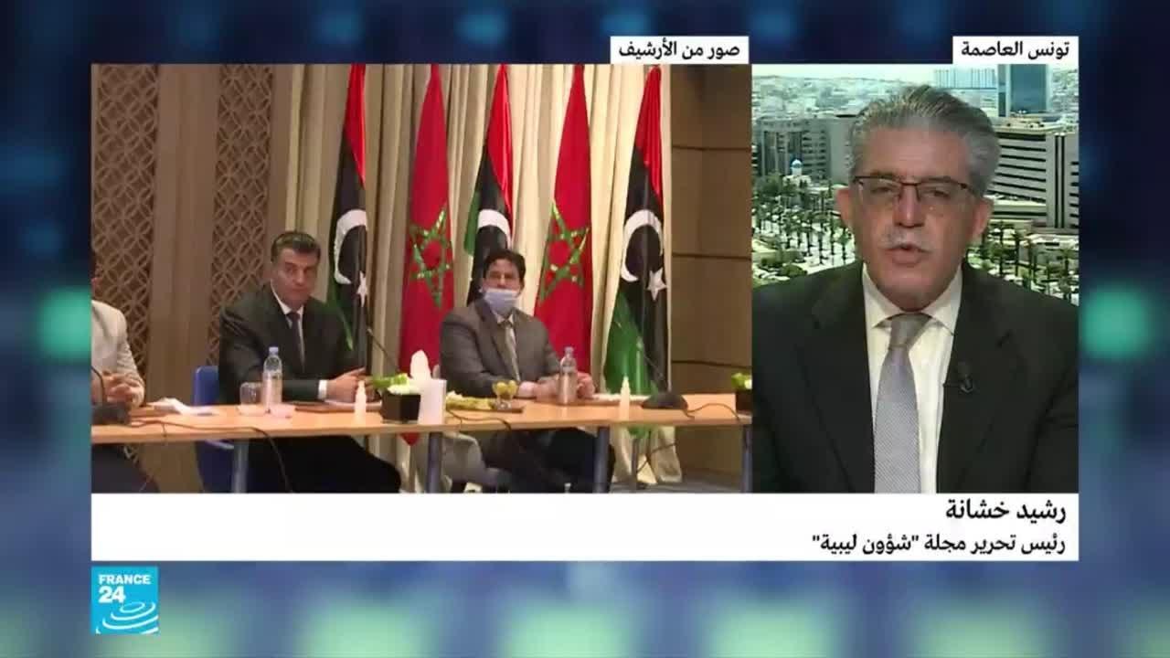 المحادثات الليبية في بوزنيقة: اتفاق على 6 مناصب سيادية وخلاف على رئاسة المصرف المركزي  - نشر قبل 15 دقيقة