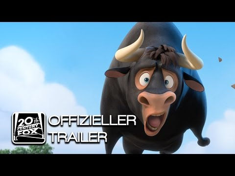 Ferdinand | Trailer 1 | Deutsch HD German (2017) streaming vf