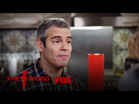 Andy Cohen Learns The Tricks Of The Kitchen | Season 1 | THE F WORD