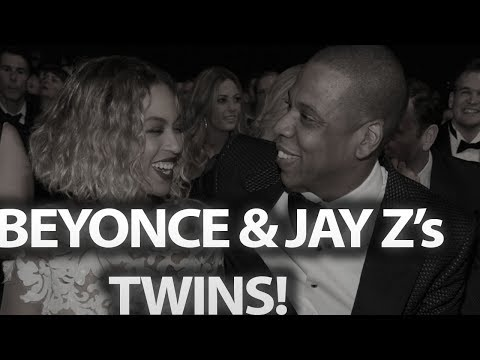Download Youtube: Beyonce & Jay Z Welcome A Twin Boy & Girl Into The World, HERE ARE THE TWINS' Information