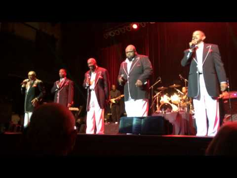 The Temptations - Silent Night (Live - 11/15/14)
