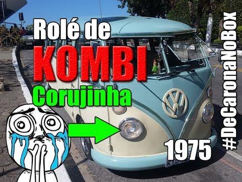 Kombi Corujinha do Renan no Disco Voador - NiteróiRJ DeCaronaNoBox Semana10kk