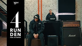 Olexesh - 4 RUNDEN feat. DJ Katch (prod. von m3/Jugglerz) [Official Video]