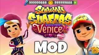 Subway Surfers Venice 2019 Hack APK ⚡ (Unlimited Keys & Coins - Hoverboard/Power-Ups ALL )
