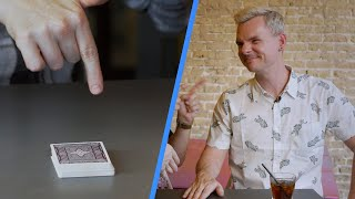 One Invisible Move (Diamond Jim FOOLS David Rowyn)