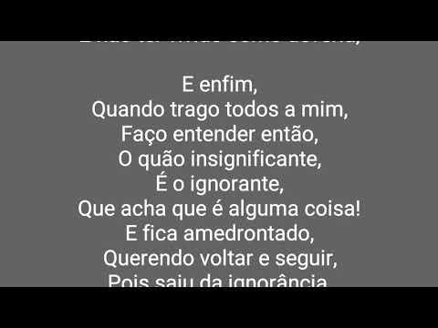 Poema A Crise Existencial Da Morte Youtube