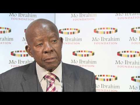 Sir Ketumile Masire: 2014 IIAG Lauch Clip 01