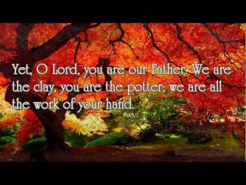 The Potter's Hand Karaoke - Hillsongs