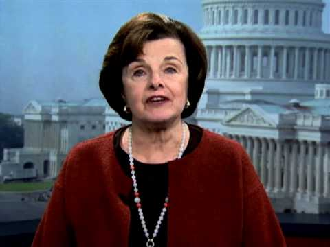 Senator Dianne Feinstein Delivers A Video Eulogy For Gap Founder Don Fisher.