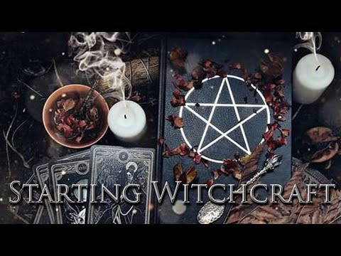 Download Starting Out in Witchcraft - 9 Things You Need to Know