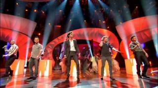 MIKA and Boyzone [HD] - Gave It All Away
