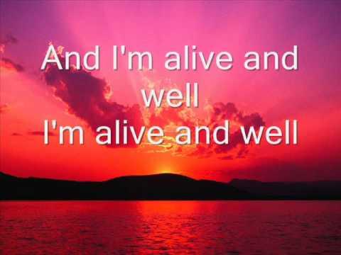 Kenny chesney I'm Alive lyrics