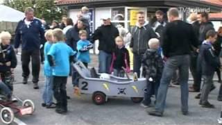 Sæbekasserally i Sakskøbing Team Rønnebakken